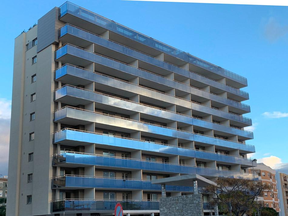 Edificio construido por Avante Construcción Alicante