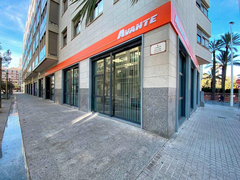 Avante construcción es tu empresa constructora en Alicante