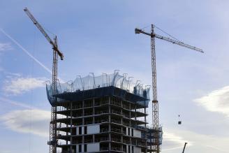 """Las obras de la construcción prosiguen """"con normalidad"""""""