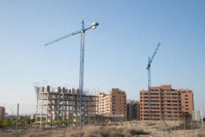 La Subdelegación avala la continuidad de las obras en construcción