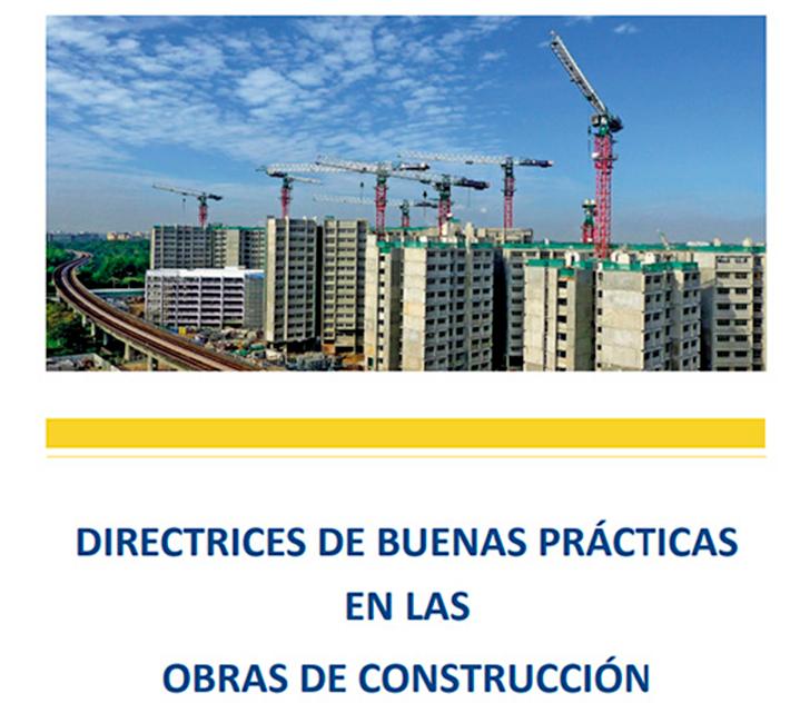 Avante Construcción instaura un protocolo reforzado en base a las directrices de buenas prácticas.