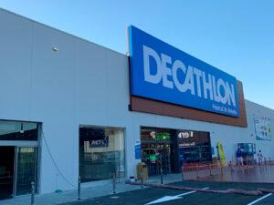 Avante ha realizado la habitabilidad de su primer Decathlon, ubicado en el Centro Comercial Cemar en Huércal de Almería