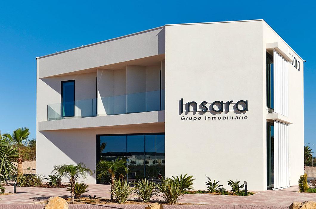 Insara, el edificio de oficinas con certificación Passivhauss
