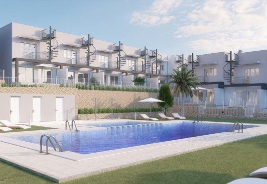 Construcción residencial KIRUNA HILLS