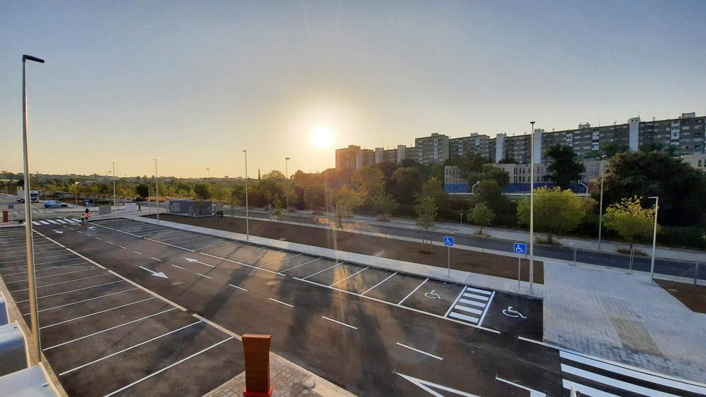 Nueva obra de urbanización vial en Sabadell ejecutada por Avante Construcción