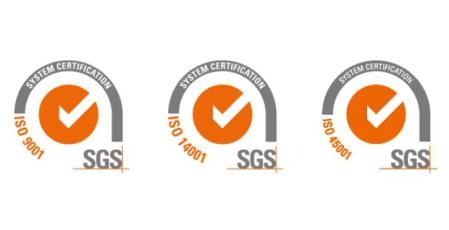 Avante Construcción obtiene los sellos ISO de calidad