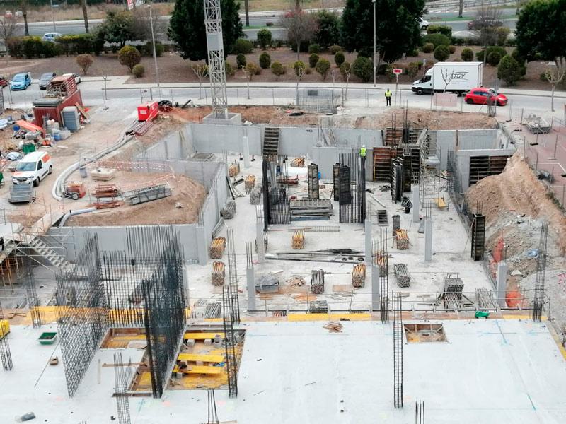 Realizamos una residencia y centro de día en Murcia
