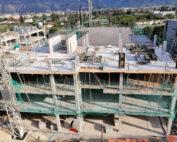 Avante Construcción estamos realizando una residencia y centro de día en Murcia