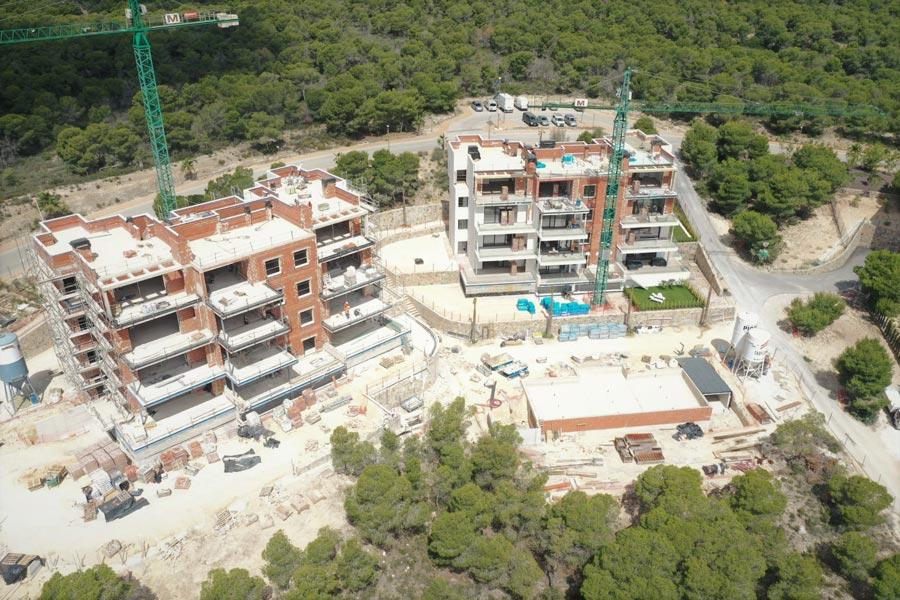 Urbanización Nísperos en Colinas Golf